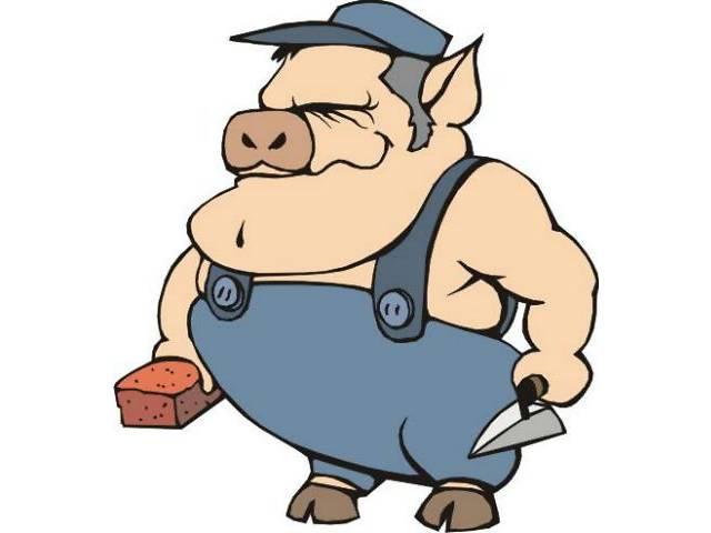 свиньи строители прикольные картинки сгк также