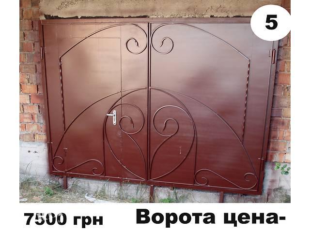 какие ворота лучше сделать