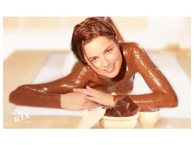 Шоколад заменит омолаживающие процедуры