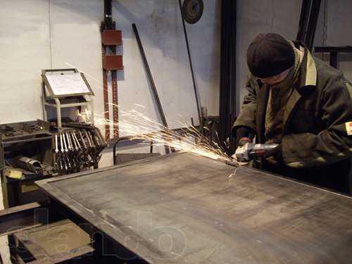 избавиться как свариваются металлические двери себе