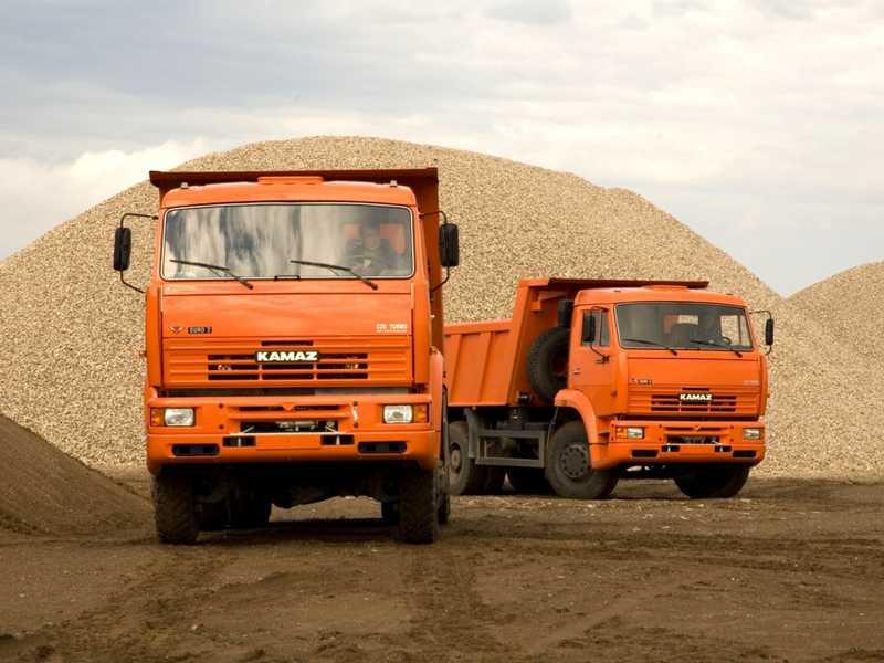 Привезу гравій, пісок, щебінь.... Вантажні перевезення в Чернівцях